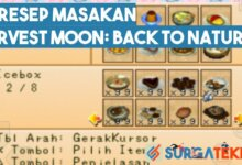 Photo of 68 Resep Masakan Harvest Moon : Back to Nature [LENGKAP]