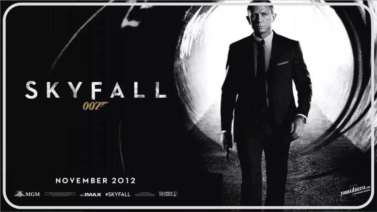 Skyfall (2012 – Daniel Craig)