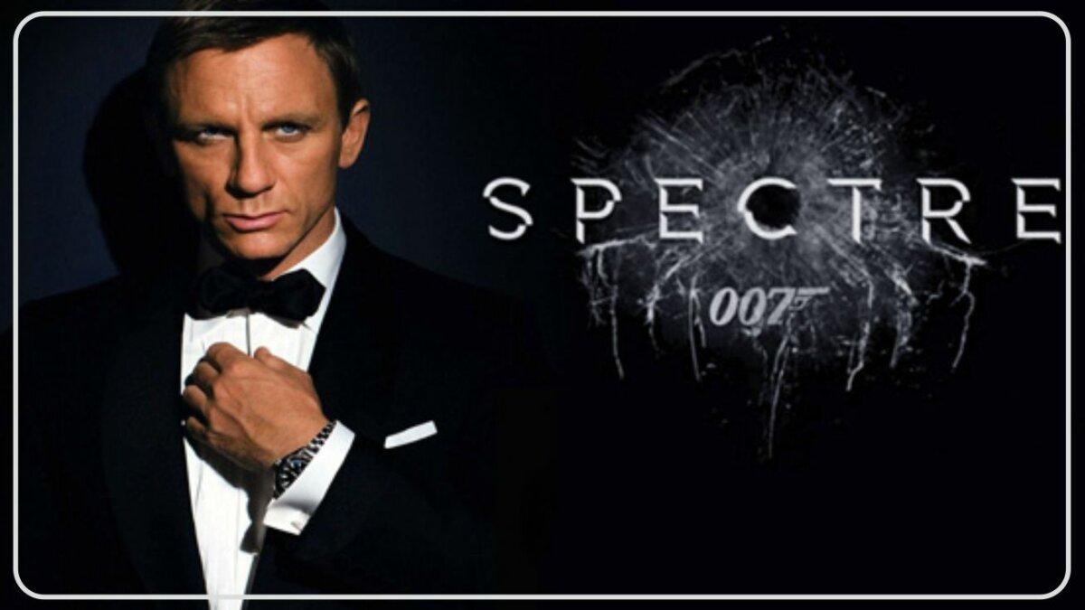 Spectre (2015 – Daniel Craig)