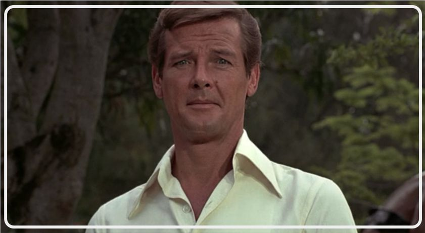 The Man with the Golden Gun (1974 – Roger Moore)