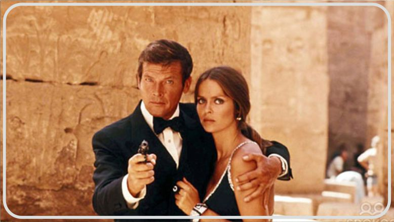 The Spy Who Loved Me (1977 – Roger Moore)