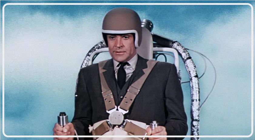 Thunderball (1965 – Sean Connery)