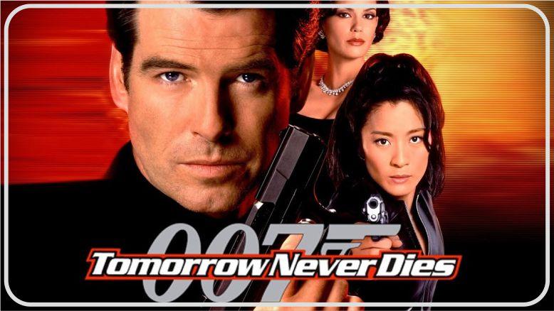 Tomorrow Never Dies (1997 – Pierce Brosnan)