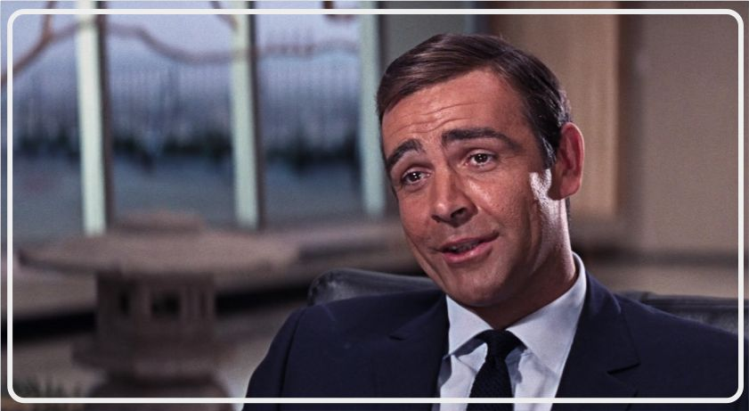 You Only Live Twice (1967 – Sean Connery)