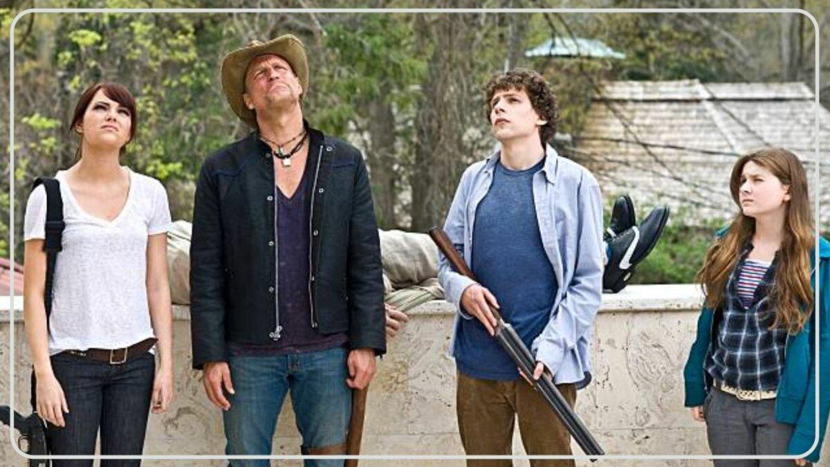 Zombieland (2009) - Film Action Comedy Terbaik