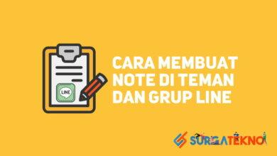 Photo of Cara Membuat Note di Chat Teman dan Grup LINE