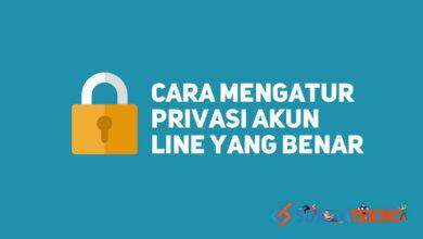 Photo of Cara Mengatur Privasi Akun LINE yang Benar