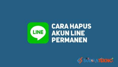 Photo of Cara Menghapus Akun LINE Permanen