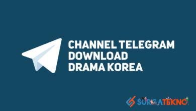 Photo of 10 Channel Telegram Download Drama Korea Terlengkap