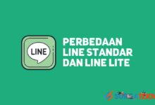 Photo of 4 Perbedaan Antara LINE Biasa dan LINE Lite