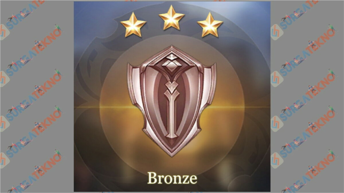 Rank Bronze AOV