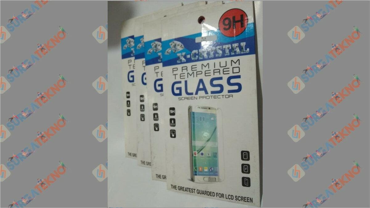 Tempered Glass untuk Smartphone