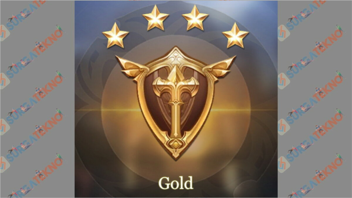 Rank Gold AOV