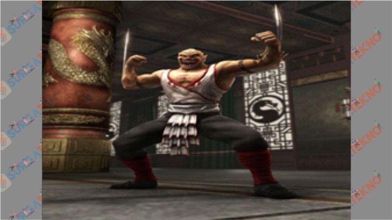 Baraka - Mortal Kombat Shaolin Monks