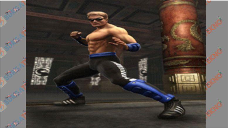Johnny Cage - Mortal Kombat Shaolin Monks