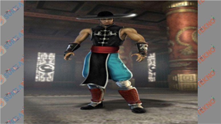 Kung-Lao - Mortal Kombat Shaolin Monks