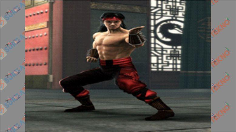 Liu-Kang - Mortal Kombat Shaolin Monks