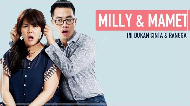 Milly & Mamet Ini Bukan Cinta & Rangga (2018)