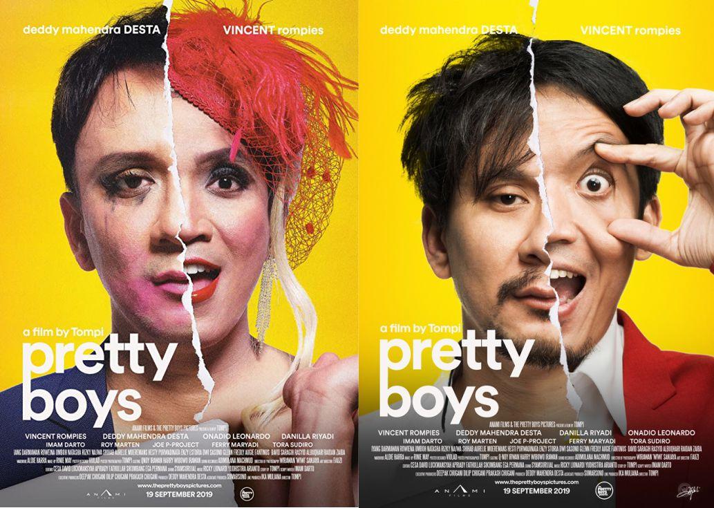 Nonton Pretty Boys