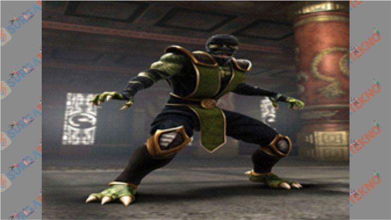 Reptile - Mortal Kombat Shaolin Monks