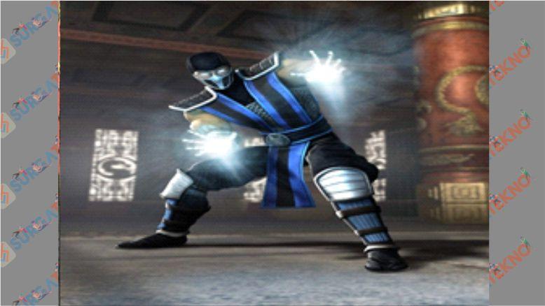 Sub-Zero - Mortal Kombat Shaolin Monks