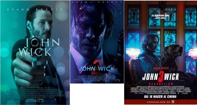 Urutan Film John Wick