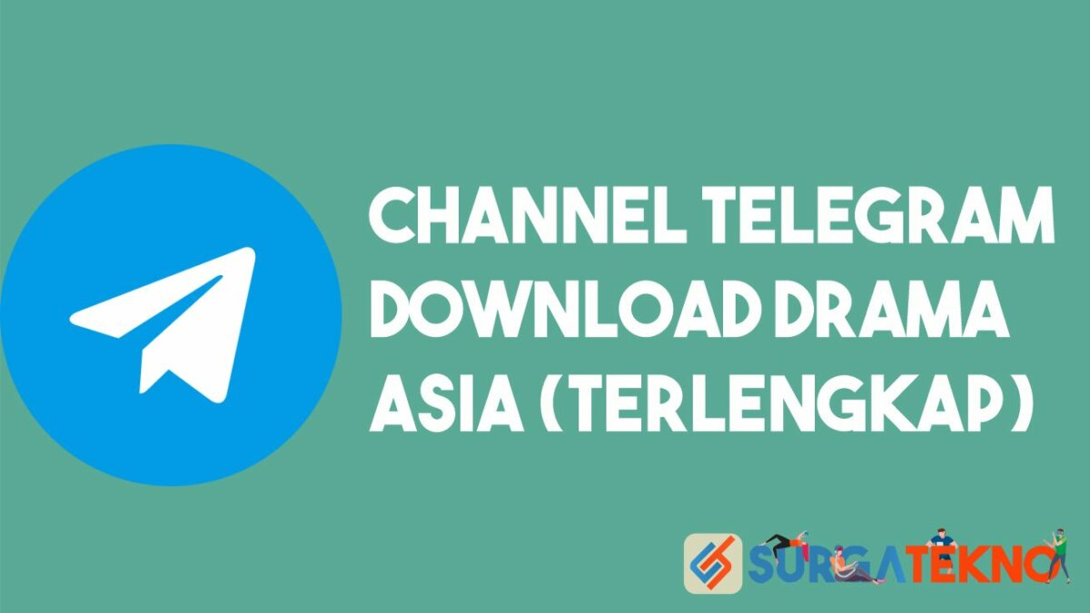 Channel Telegram Download Drama Asia