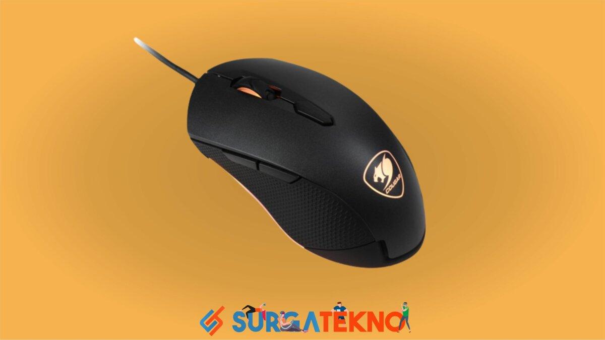 Cougar Mirror X3 - Mouse Gaming Terbaik