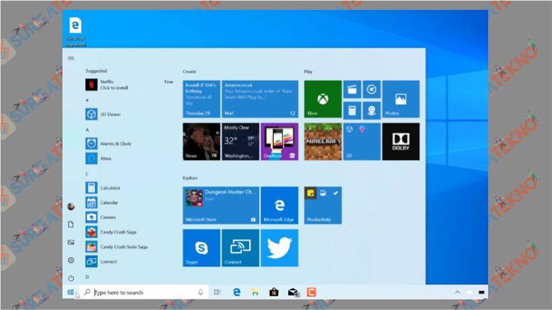 Fitur Lain di Windows 10 19H1