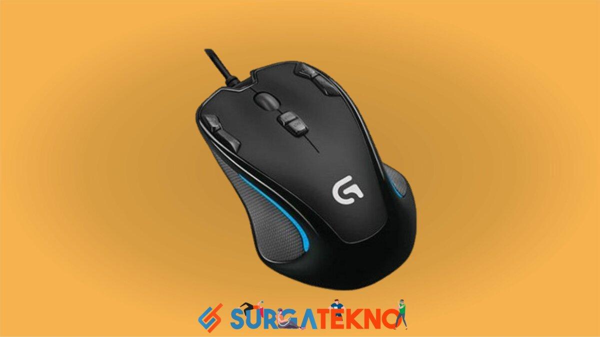 Logitech G300S - Mouse Gaming Terbaik