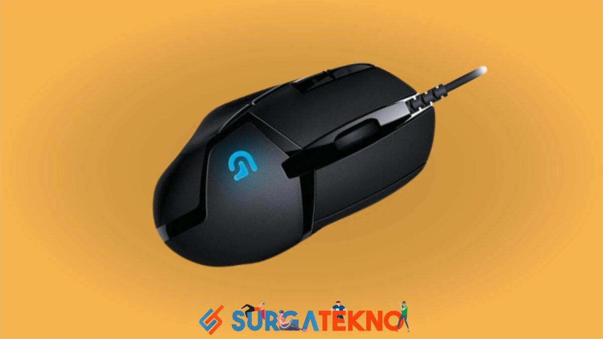 Logitech G402 Hyperion Fury - Mouse Gaming Terbaik