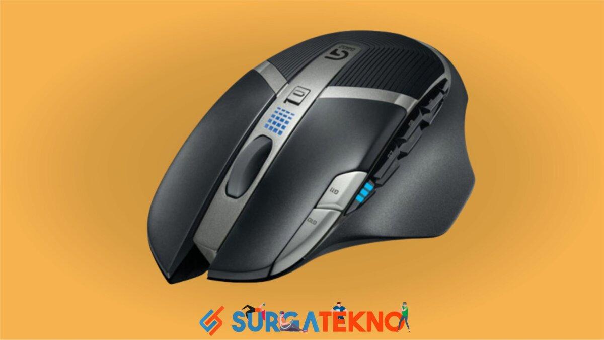 Logitech G602 - Mouse Gaming Terbaik