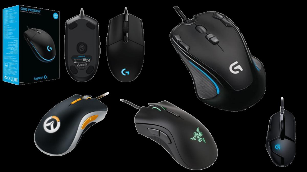 Mouse Gaming Terbaik Beserta Kelebihan dan Kekurangan