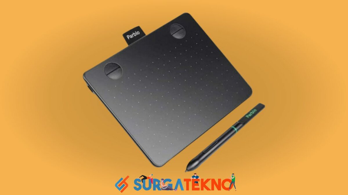 Parblo A640 Pen Tablet