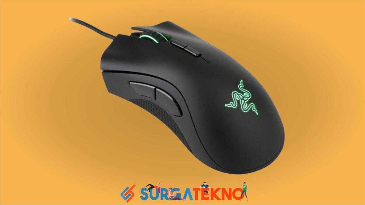 Razer DeathAdder Chroma - Mouse Gaming Terbaik