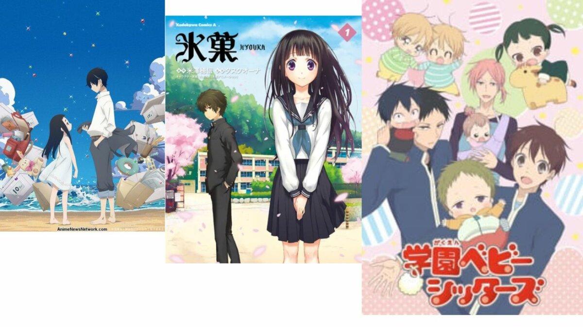 Rekomendasi Anime of Slice