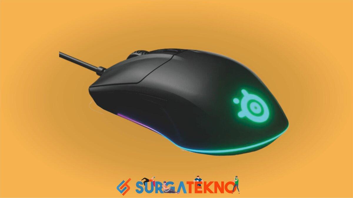 SteelSeries Rival 3 - Mouse Gaming Terbaik