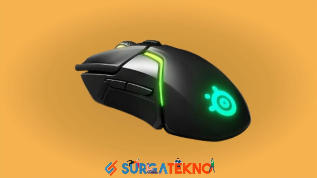 SteelSeries Rival 650 Wireless - Mouse Gaming Terbaik