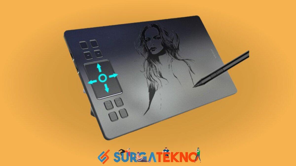 VEIKK A50 Digital Graphic Drawing Pen Tablet