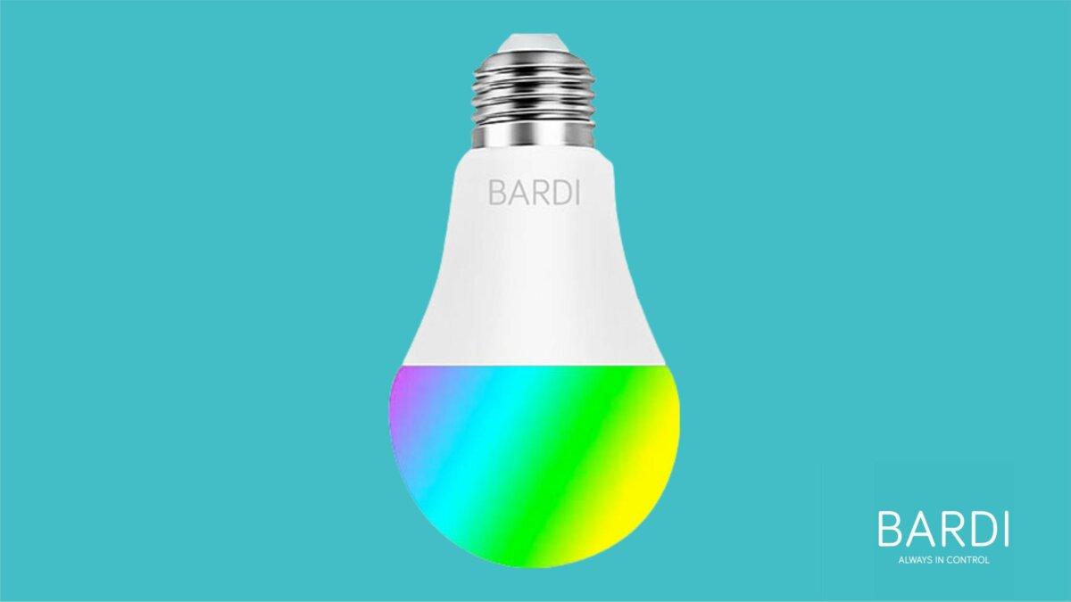 Bardi Smart Light 9w RGBWW