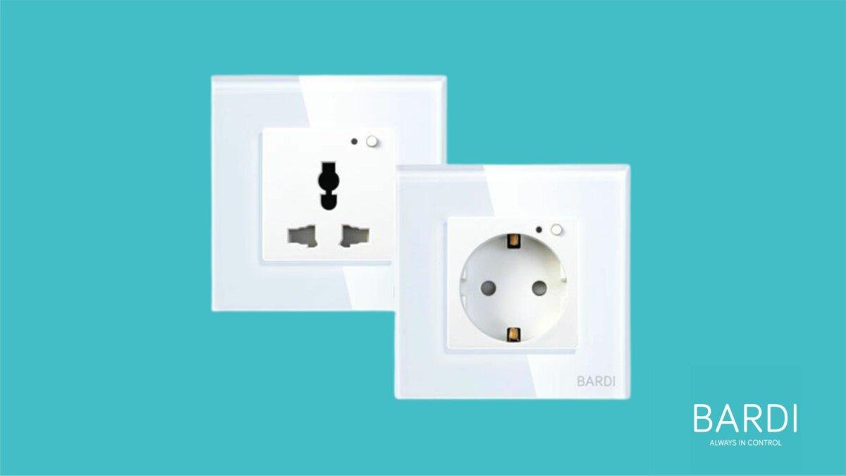 Bardi Smart Wall Socket