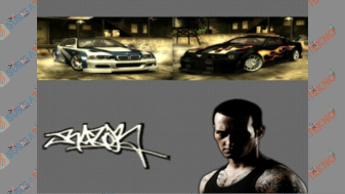 Blacklist 1 - Need For Speed Most Wanted