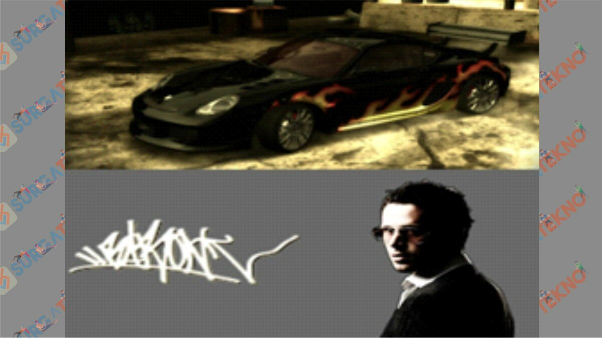Blacklist 10 - Need For Speed Most Wanted