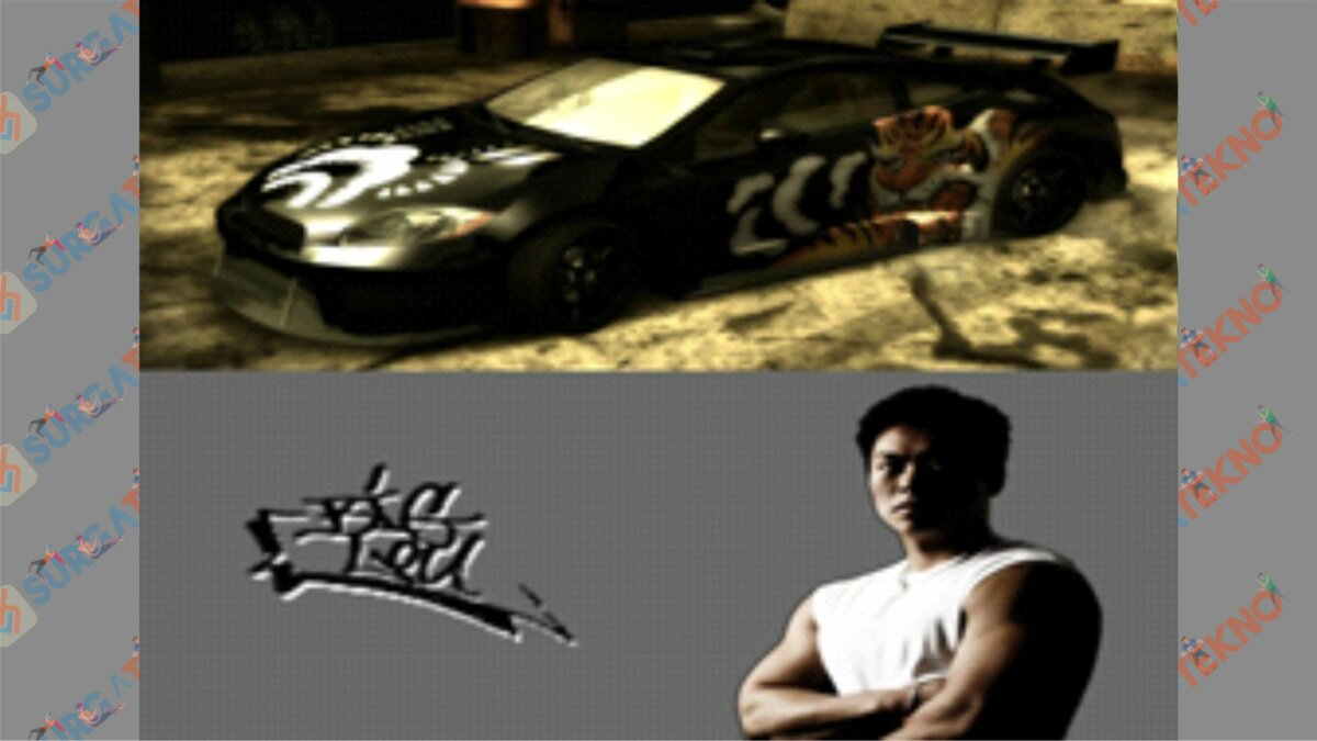 Blacklist 11 - Need For Speed Most Wanted
