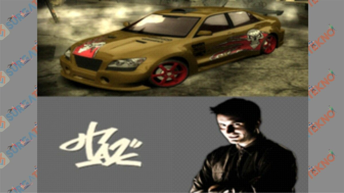 Blacklist 14 - Need For Speed Most Wanted