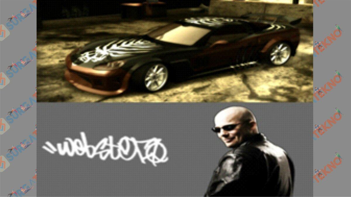 Blacklist 5 - Need For Speed Most Wanted