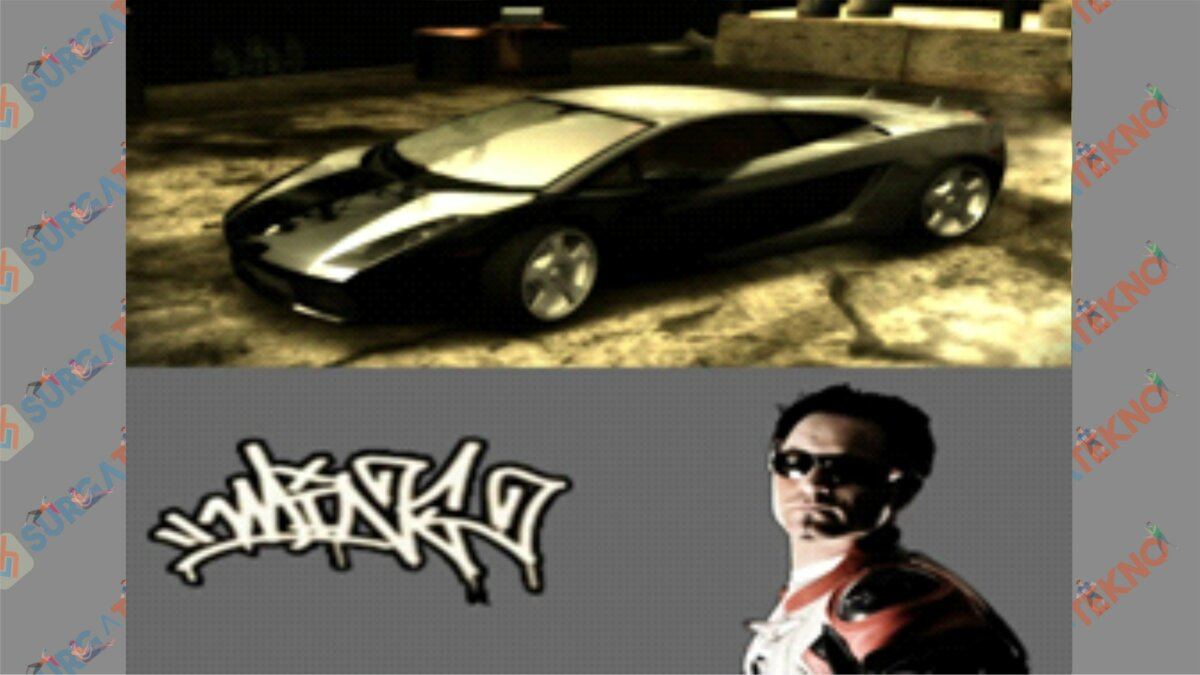 Blacklist 6 - Need For Speed Most Wanted