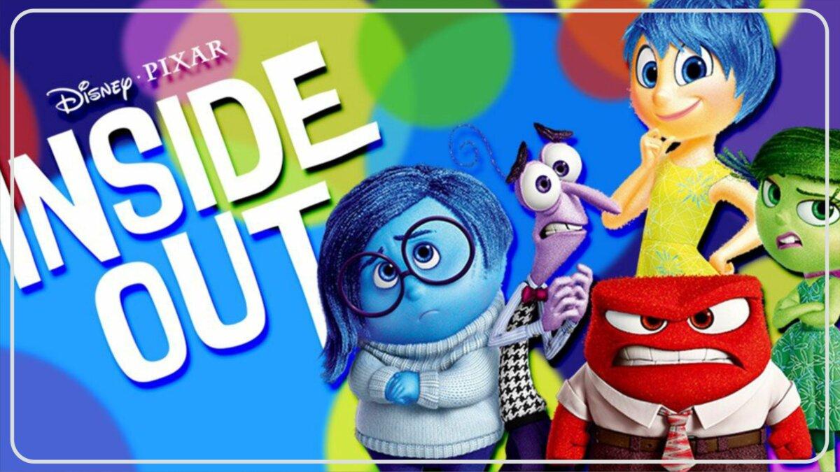 Inside Out (2015) - Film Tentang Kesehatan Mental