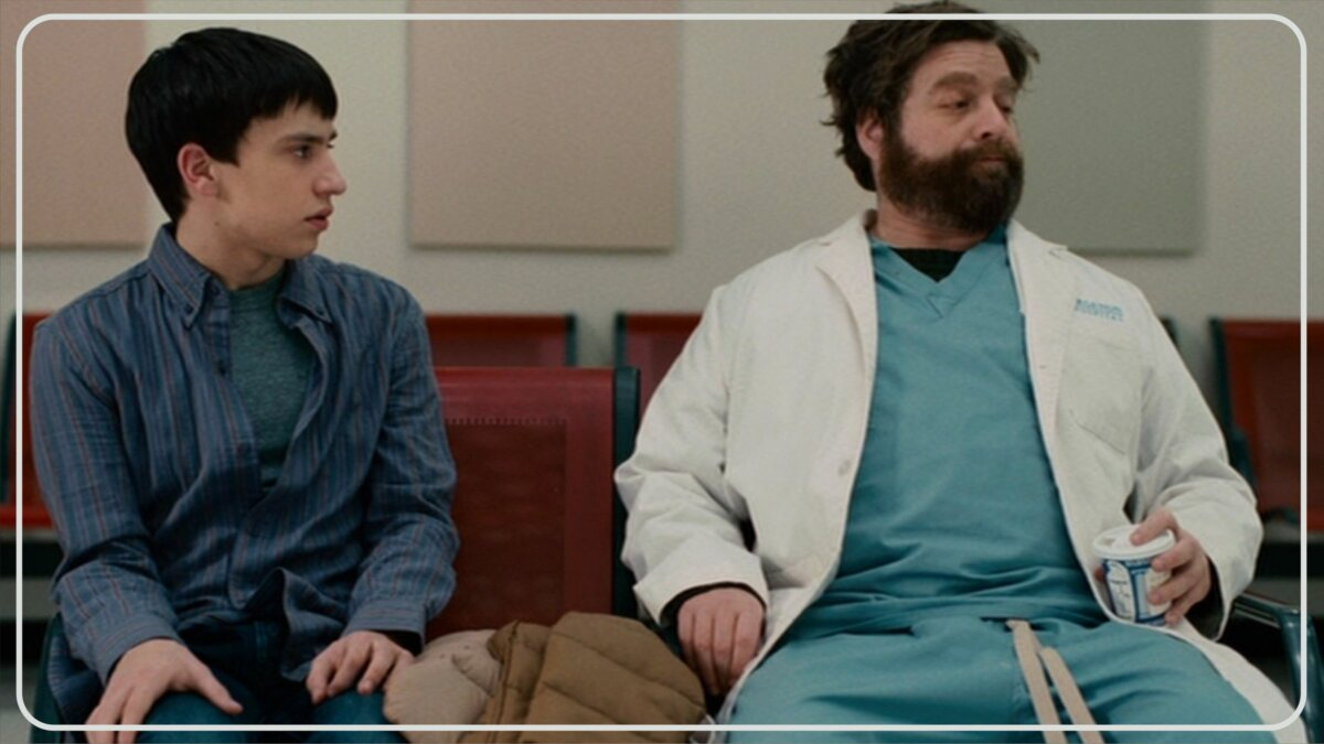 It's Kind of Funny Story (2010) - Film Tentang Kesehatan Mental