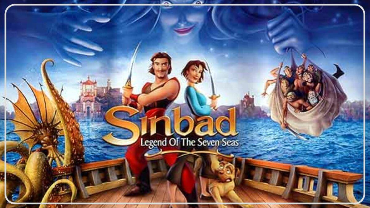 Sinbad Legend of the Seven Seas (2003